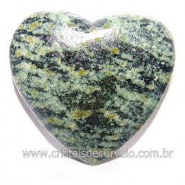 Coraçao Quartzo Brasil Ideal P Presente e Enfeite Cod 119726