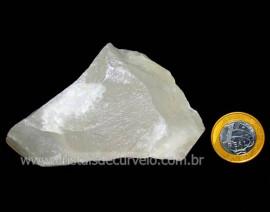 Aragonita Branca Pedra Natural Para Esoterismo Cod AB1118