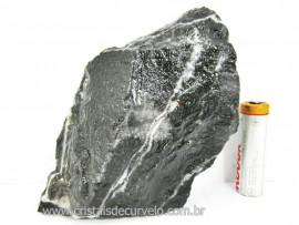 Basalto Bruto Pedra Pra Colecionador ou Estudante de Minerais Geologia Cod 331.4