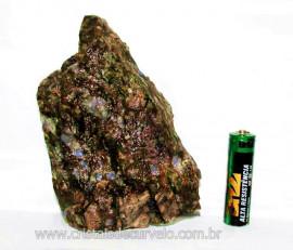 Riolita Rocha Vulcanica Pedra de Garimpo Bruto cod RB2359