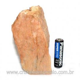 Amazonita Rosa Família Feldspato Pedra Natural Cod 123268