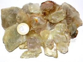 Prasiolita Comum Em cascalho Pcte 1 KG Sem Lapidar Pedra pra Orgonite