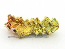 Bismuto Mineral ou Bismuth Stone Pedra Natural Cod BB7826