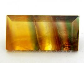Fluorita Gema Pedra Natural Montagem Joias Finas Cod GF7973