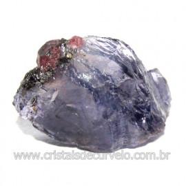 Safira D'Água Pedra Genuina P/ Coleçao no Estojo Cod 114722