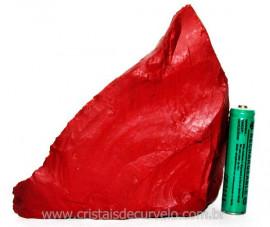 Jaspe Vermelho Pedra Natural Ideal P/ Esoterismo Cod 104254