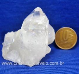 Drusa Cristal Extra Pedra Ideal Para Esoterismo Cod 127607