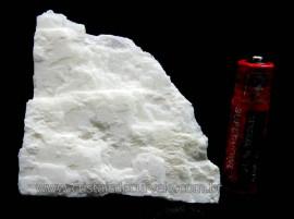 Feldspato Branco Pedra Natural De Garimpo Para Coleção Cod FB8344