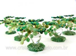 04 Arvore Primavera Pedra Rolada Quartzo Verde REFF AJ4986