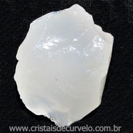 Quartzo Opalado Cristal Nevoado Pedra Natural Cod 114684