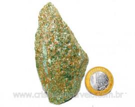 Fuxita Mica Verde Para Colecionador Pedra Natural Cod FM4053