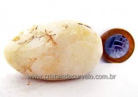 Pedras De Seixo Lapidado Para Massagem Terapias Quentes e Frias Cod 106.1