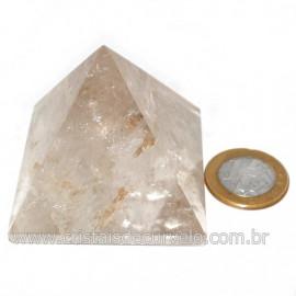Pirâmide Fumê Pedra Baseada Nas Medidas da Quéops Cod 128414