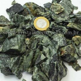 01kg Cascalho Quartzo Brasil Pedra Bruto Pra Orgonite 120399