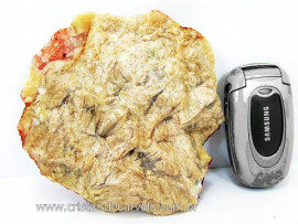 Calcedonia Geodo Pedra Natural Bruto de Garimpo Para Colecionador Cod 654.1