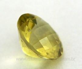 Gema Green Gold Brilhante Natural Montagem Joias Cod GG9916