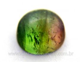 Gema Turmalina Melancia Pedra Natural de Garimpo Cod TM9782