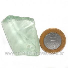 Obsidiana Verde Pedra Vulcanica Ideal P/ Coleçao Cod 128428