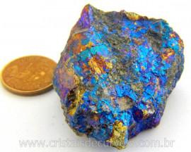 Bornita ou Pedra Pavão Mineral Para Esoterismo Cod BB1845