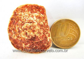 Silimanita Mineral Natural Para Colecionador Pedra Brasileira Cod 65.4