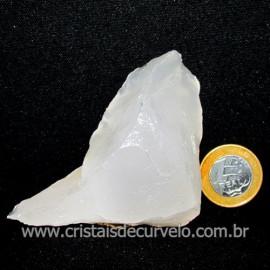 Quartzo Opalado Cristal Nevoado Pedra Natural Cod 114691