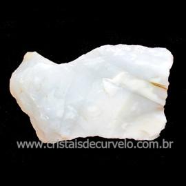Opala Branca Pedra Genuina P/Coleçao ou Lapidaçao Cod 113856