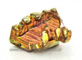 Bismuto Mineral ou Bismuth Stone Pedra Natural Cod BB8921