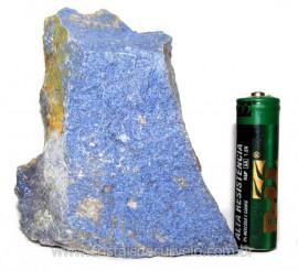 Dumortierita Azul Para Colecionador e Esoterismo Cod 104319