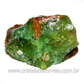 Opala Verde Pedra Genuina P/Coleçao ou Lapidaçao Cod 114695