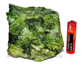 Diopsidio Verde Pedra Bruta Ideal P/ Colecionador Cod 102484