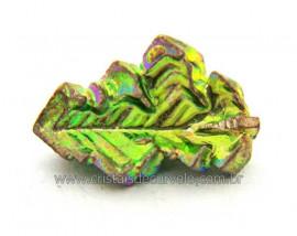 Bismuto Mineral ou Bismuth Stone Pedra Natural Cod BB6823
