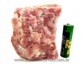 Quartzo Morango Pedra natural Para Colecionador ou Esoterismo Cod 287.4