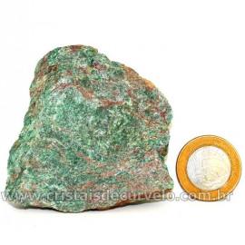 Fuxita Mica Verde Para Colecionador Pedra Natural Cod  126822