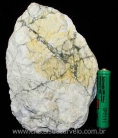 Howlita Pedra Natural P Colecionador e Esoterismo Cod 104215
