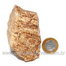 Aragonita do Peru Pedra Bruto Mineral de Garimpo Cod 122998