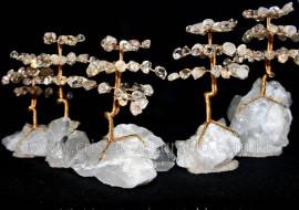 04 Arvore Da Felicidade Pedra Cristal na Drusa REFF AD1034
