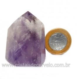Ponta Pedra Fumetista Natural garimpo Lapidado Cod 128707
