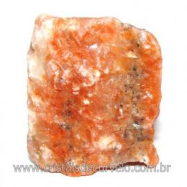 Calcita Laranja Mineral Bruto Natural Esoterismo Cod 117967
