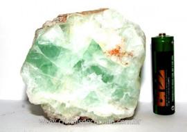Fluorita Verde Pedra Natural Bruto Para Esoterismo Cod FV3863
