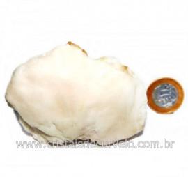 Selenita Laranja Pedra Natural Para Esoterismo Cod 123992