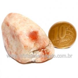 Pedra Do Sol / Goldstone Bruta Natural de Garimpo Cod 125896