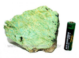 Amazonita Verde Extra Bruto da Familia Feldspato Cod AV4765