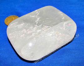 Sabonete Massageador Cristal Pedra Natural Garimpo Cod SC9905