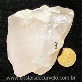 Quartzo Opalado Cristal Nevoado Pedra Natural Cod 114675
