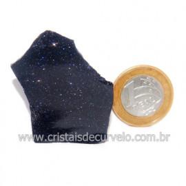 Pedra Estrela Pigmento Dourado Bruto Para Lapidar Cod 122781