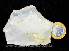 Quartzo Opalado Cristal Nevoado Pedra Natural Cod 102747