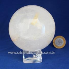 Bola Cristal Comum Qualidade Pedra Uso Esoterico Cod 121664