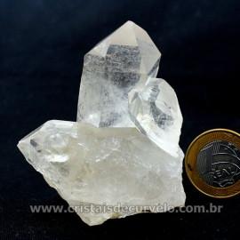 Drusa Cristal Pontas Aglomeradas Para Esoterismo Cod 126041