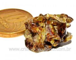 Esfenio Titanita Verde Pedra Bruto Mineral Natural  Cod ET7521