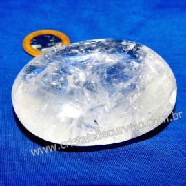 Sabonete Massageador Cristal Pedra Natural Garimpo Cod 120269